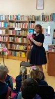 Spotkanie autorsie z Wiolettą Piasecką autorka bajek i baśni dla dzieci.